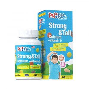 PNKids Strong & Tall-Calcium+D