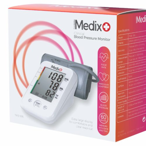 Clinical Blood Pressure Monitor front