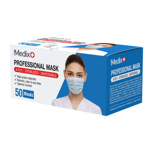 Medix-Professional-Mask-4-ply-50s