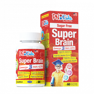 PNKids Super Brain Sugar Free